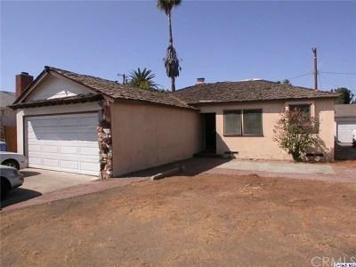 Lake Balboa Single Family Home For Sale: 6615 Densmore Avenue