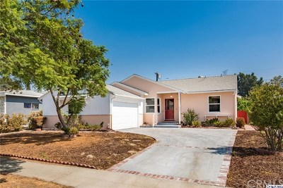 North Hollywood Single Family Home For Sale: 7862 Babcock Avenue