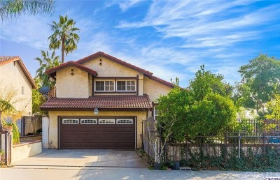 Duarte Single Family Home For Sale: 2658 Bernwood Street