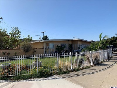 Santa Ana Single Family Home For Sale: 2010 W Glenwood Place