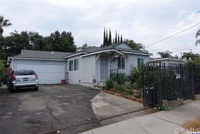 Canoga Park Single Family Home For Sale: 21030 Covello Street