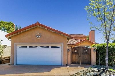 Tujunga Single Family Home For Sale: 10234 Glory Avenue