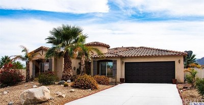Palm Springs Single Family Home For Sale: 821 Summit Drive