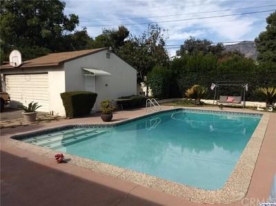 Pasadena Single Family Home For Sale: 2813 Hermanos Street