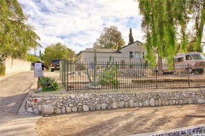 Tujunga Multi Family Home For Sale: 10408 Fairgrove Avenue