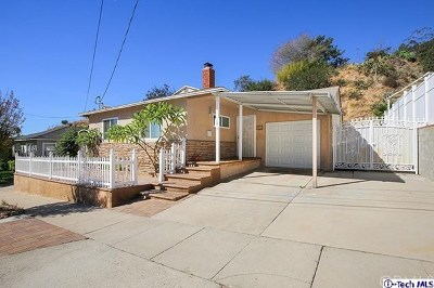 Sun Valley Single Family Home For Sale: 8451 Outland View Drive