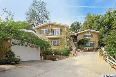 Shadow Hills Single Family Home For Sale: 10307 Johanna Avenue