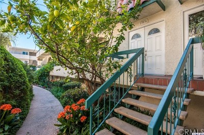Encino Condo/Townhouse For Sale: 17836 Margate Street