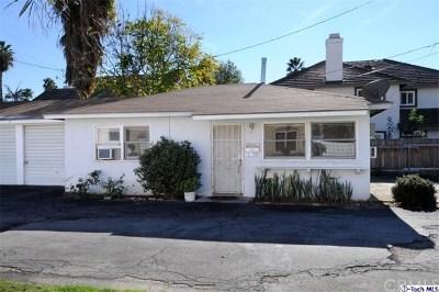 San Gabriel Multi Family Home For Sale: 5330 Acacia Street