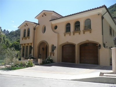Brentwood, Calabasas, West Hills, Woodland Hills Single Family Home For Sale: 1571 N Bundy Drive