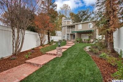 Sun Valley Single Family Home For Sale: 8602 La Tuna Canyon Road