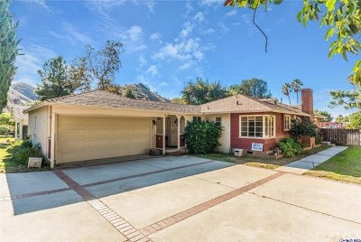 Sun Valley Single Family Home Active Under Contract: 9101 Martindale Avenue
