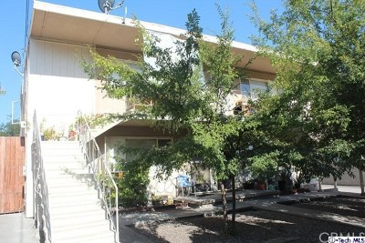 Tujunga Multi Family Home For Sale: 10054 Pinewood Avenue