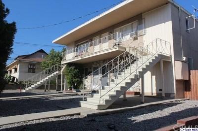 Tujunga Multi Family Home For Sale: 10058 Pinewood Avenue