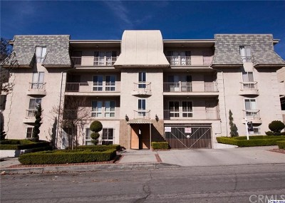 Burbank Condo/Townhouse For Sale: 617 E Angeleno Avenue #202