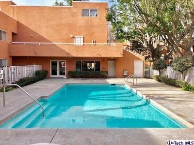 Pacoima Condo/Townhouse For Sale: 12601 Van Nuys Boulevard #127