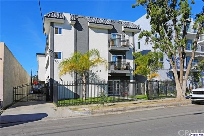 North Hollywood Multi Family Home For Sale: 5217 Willowcrest Avenue