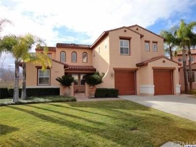Temecula Single Family Home For Sale: 32451 Corte Barela