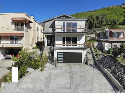 Tujunga Single Family Home For Sale: 11160 Tujunga Canyon Boulevard
