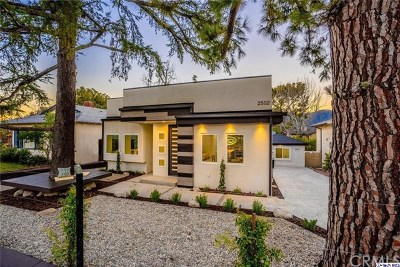 Montrose Single Family Home For Sale: 2502 Community Avenue