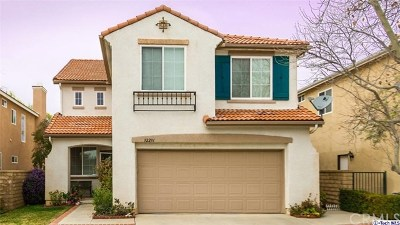 Castaic Single Family Home For Sale: 32291 Big Oak Lane