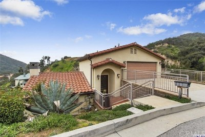 Glendale Single Family Home For Sale: 2578 Cascadia Drive