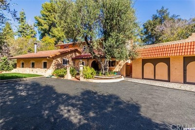 Glendale Single Family Home For Sale: 987 Kirkton Place