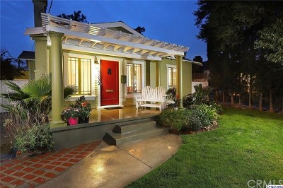 North Hollywood Single Family Home For Sale: 5233 Strohm Avenue