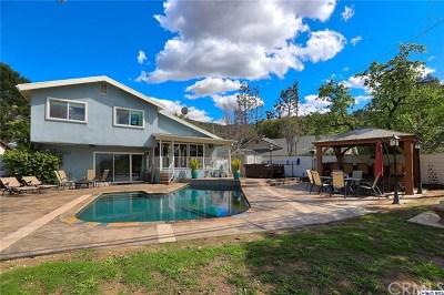 Tujunga Single Family Home For Sale: 11517 Dellmont Drive