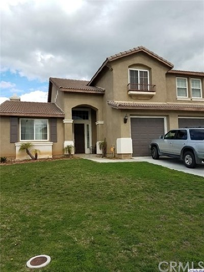Romoland CA Single Family Home For Sale: $315,000