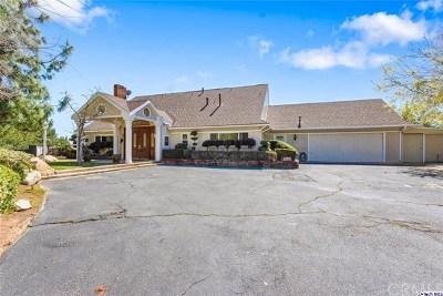 La Canada Flintridge Single Family Home For Sale: 5649 Bramblewood Road