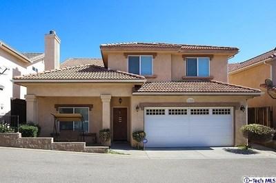 Sylmar Single Family Home For Sale: 11848 Apple Grove Lane #109