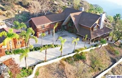 Malibu Single Family Home For Sale: 333 Moonrise Drive