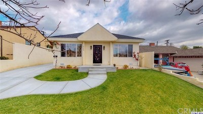 Burbank Single Family Home For Sale: 2742 N Brighton Street