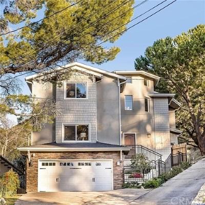 La Crescenta Single Family Home For Sale: 2255 Maurice Avenue