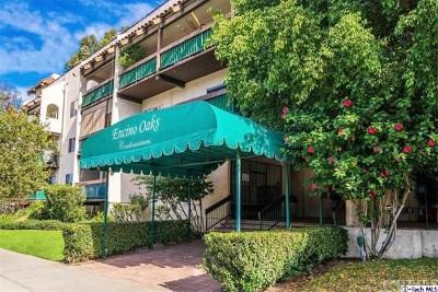 Encino Condo/Townhouse For Sale: 5460 White Oak Avenue #D105