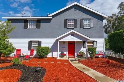 Pasadena Single Family Home For Sale: 2201 Dolores Street