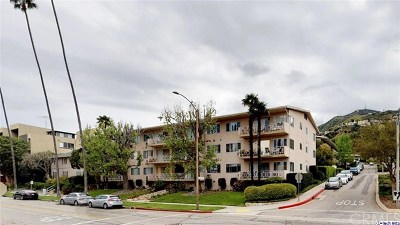 Glendale Condo/Townhouse For Sale: 103 W Mountain Street #G