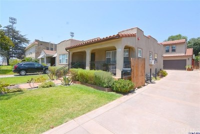 Glendale Multi Family Home For Sale: 1515 Orange Grove Avenue
