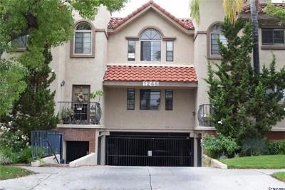 Glendale Condo/Townhouse For Sale: 1245 Orange Grove Avenue #208