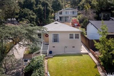 Eagle Rock Multi Family Home For Sale: 4934 Lockhaven Avenue