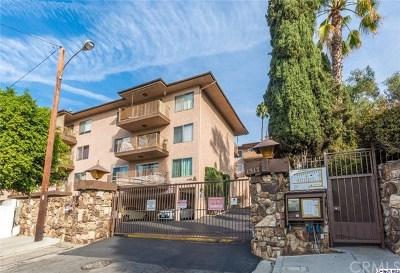 Glendale Condo/Townhouse For Sale: 1517 E Garfield Avenue #47