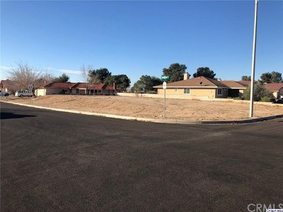 Helendale Residential Lots & Land For Sale: Cloverleaf Drive