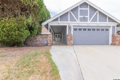 Lancaster Single Family Home For Sale: 42863 19th Street