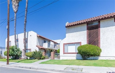 Sunland Condo/Townhouse For Sale: 10440 Quill Avenue #102