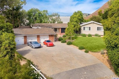 Hidden Hills Single Family Home For Sale: 23760 Oakfield Road