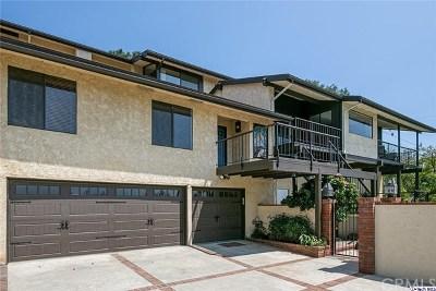 La Canada Flintridge Single Family Home For Sale: 5062 Westslope Lane