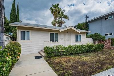 Glendale Single Family Home For Sale: 219 W Stocker Street