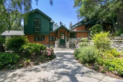 Tujunga Single Family Home For Sale: 7250 Estepa Drive