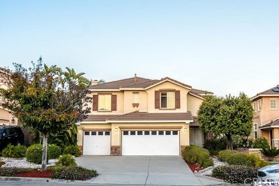 Rancho Cucamonga Single Family Home Active Under Contract: 7167 Taggart Place